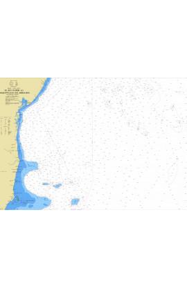 CARTA 21050 (INT 2006) - DO RIO ITARIRI AO ARQUIPÉLAGO DOS ABROLHOS