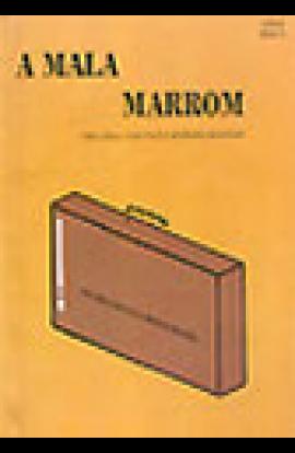 A MALA MARROM